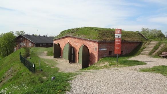 Gdansk fortress