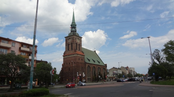 St. Barbara Church,