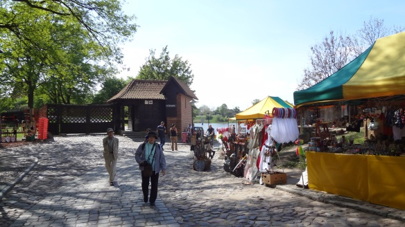 Souvenir shop of the Castle