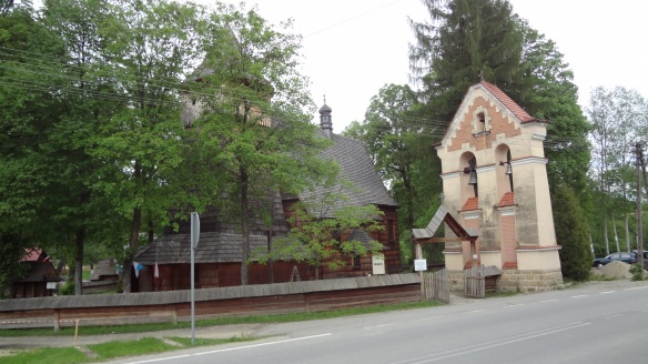 St. Michael the Archangel Church in Binarowa