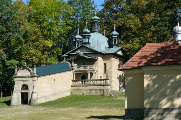 Monastery in Kalwaria Zebrzydowska