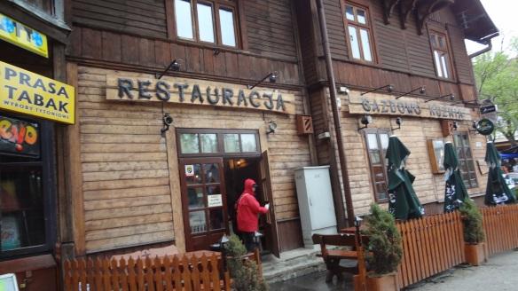 Restaurant Gazdowo Kuznia