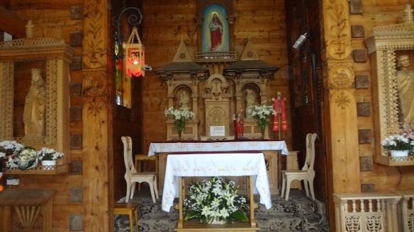 Jaszczurowka Chapel