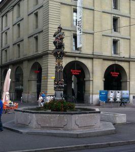 Ogre Fountain
