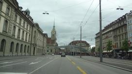 get into Bern
