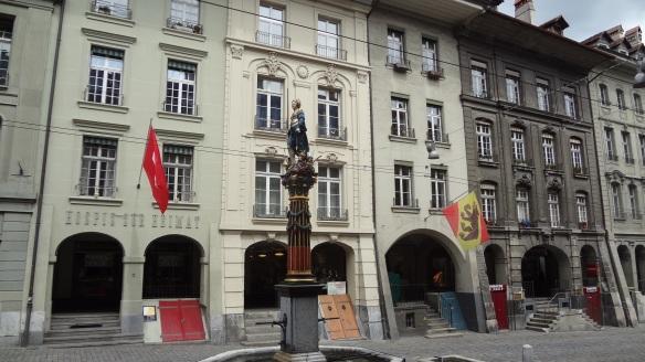 Justice Fountain (Gerechtigkeitsbrunnen)