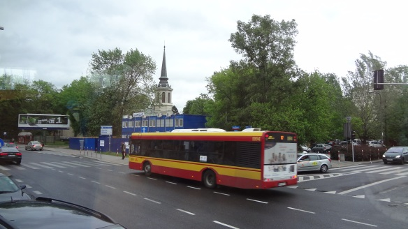 Warsaw City Inside