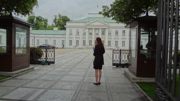 Belweder Palace