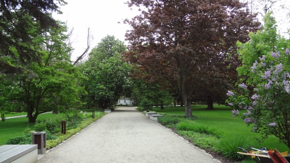The Birthplace of Frédéric Chopin