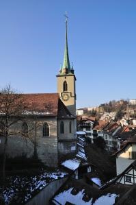 Nydegg Church