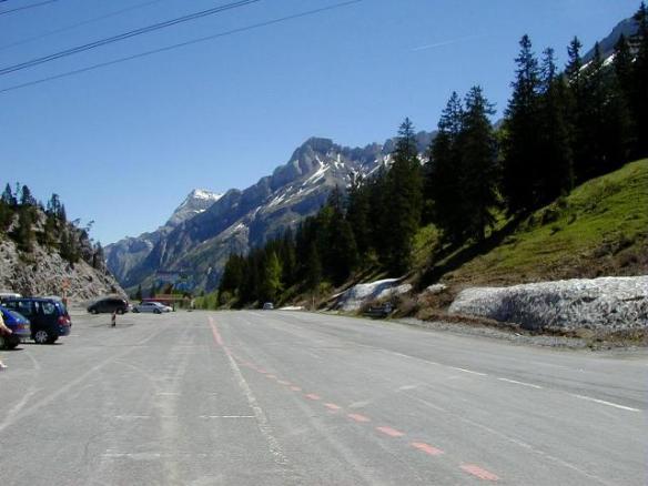 Col du Pillon Switzerland