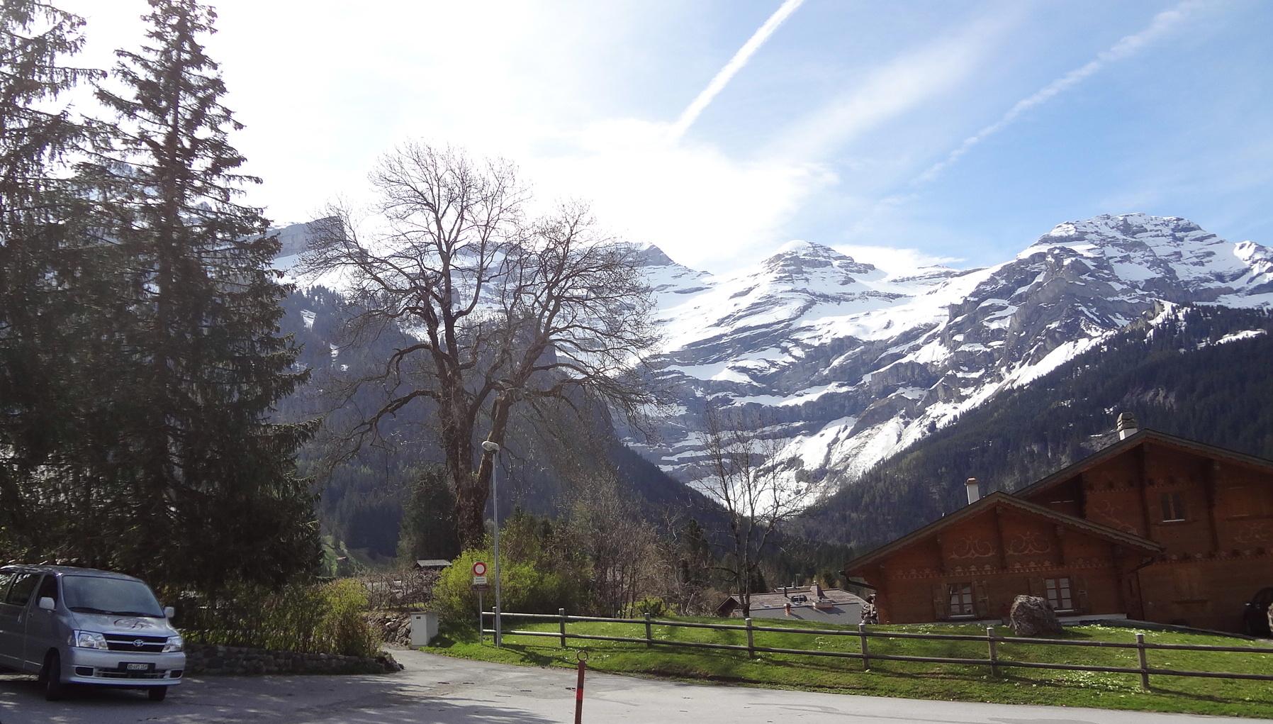 Les Diablerets Switzerland  City new picture : Les Diablerets, Switzerland | weepingredorger