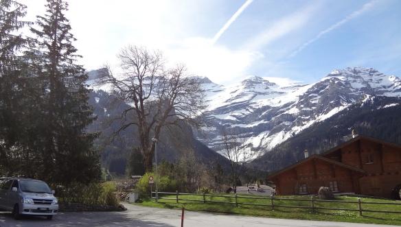 Les Diablerets Switzerland