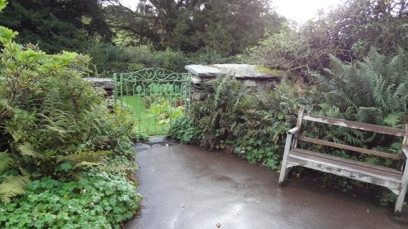 Hill Top Garden Gate