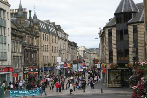 High Street, Inverness