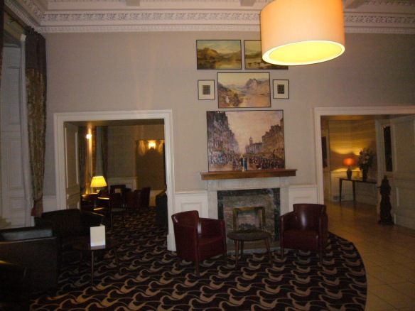 Edinburgh Royal Terrace Hotel