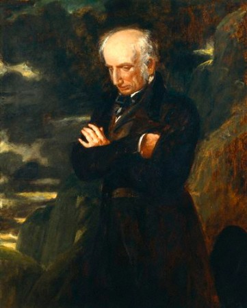 William Wordsworth (7 April 1770 – 23 April 1850)