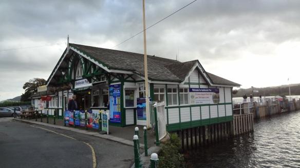 Ambleside Pier, Café and Bar