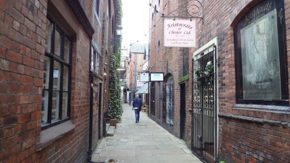 Alley Chester