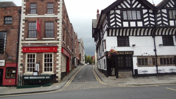 Alley of Chester