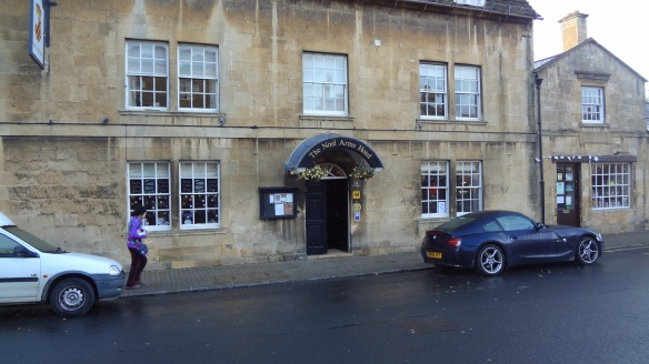 The Noel Arms Hotel、Chipping Campden