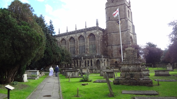 Church of St Mary the Virgin and St Mary Magdalen