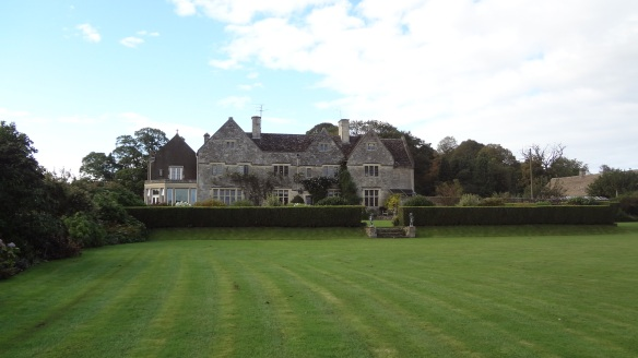 Feudal Lord Mansion Tetbury Suburbs