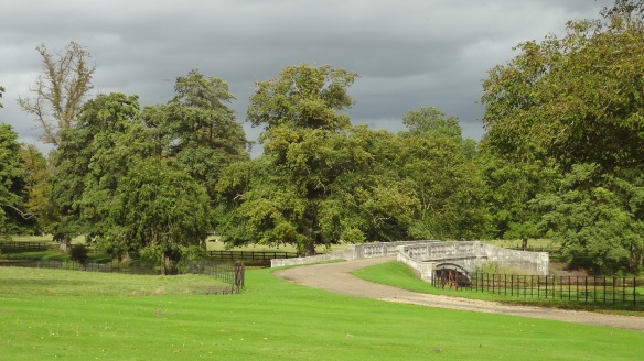 90 acres of landscaped parkland, Hartwell House
