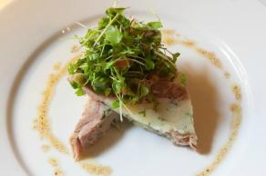 Duck and New Potato Terrine