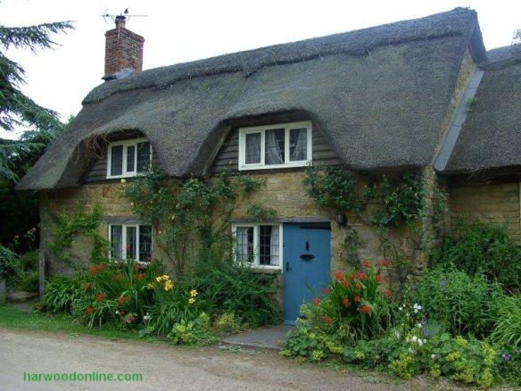 Hidcote Bartrim village