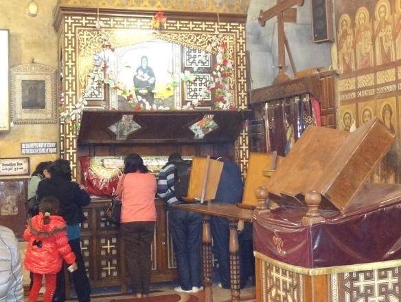 The Casket of St. Pishoy, The Monastery of Saint Pishoy