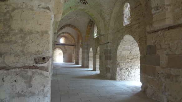 Inside of the Citadel