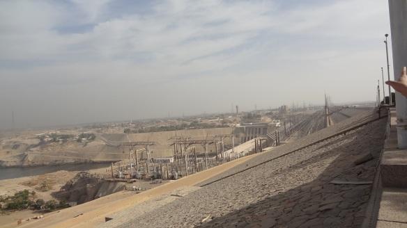 Power Station of the Aswan Dam