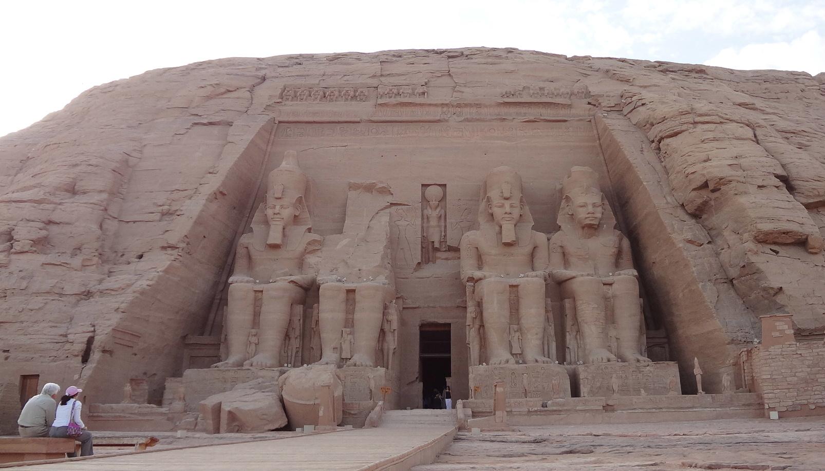 Abu Simbel Temples, Egypt | weepingredorger