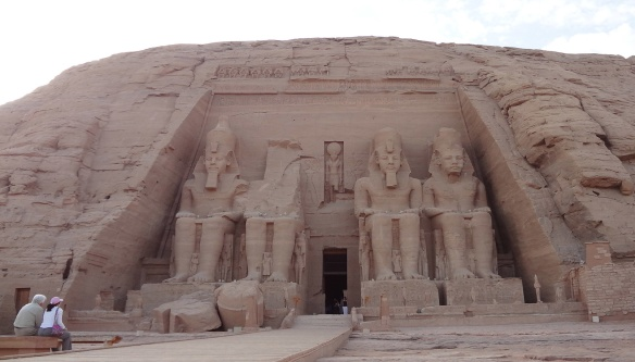 The Temple of Ramesses II