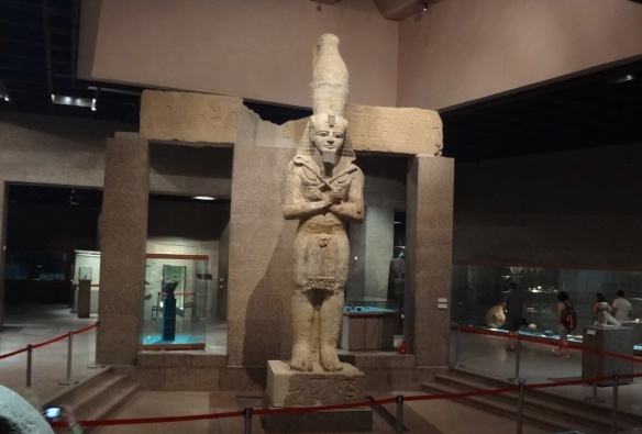 Ramesses II Colossal Statue