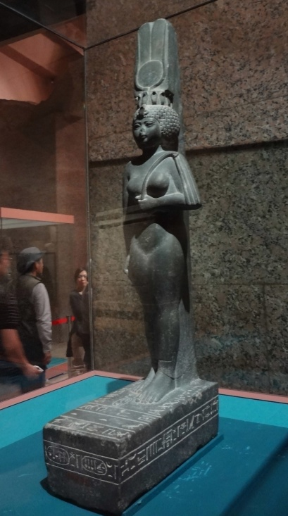 Ankhenesneferibre, daughter of Psamtik II, ca. 586-525,