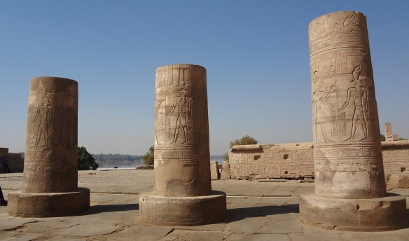 Columns of the Roman-era