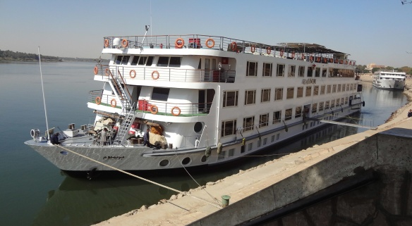 M/S Premium Nile Cruisung Ship