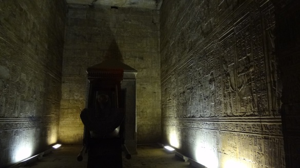 Sanctuary of the Horus Temple