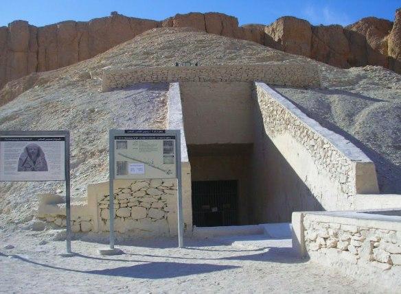 ラムセス7世の墓