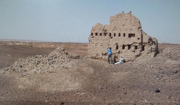 Remains of Al-Haiz..