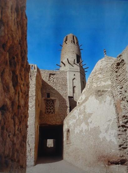 Abandoned village of Qars.