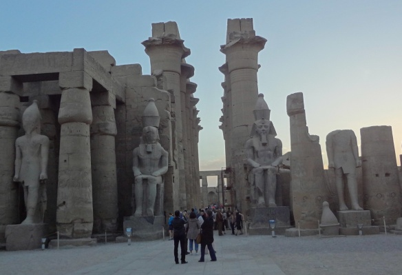 Great Court of Ramesses Ⅱ