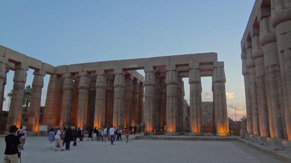 Great Court of Amenhotep III