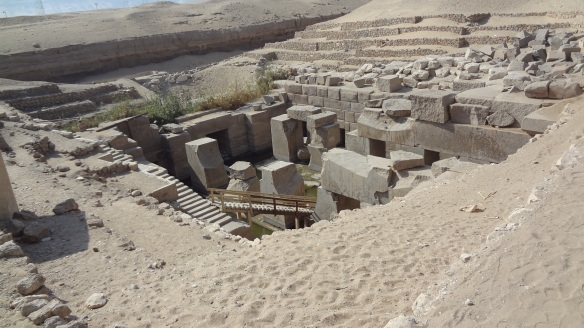 Osireion at Abydos