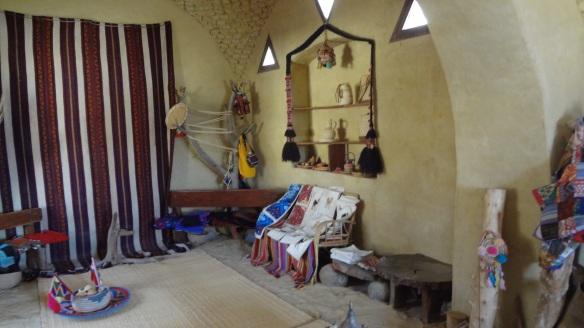 Souvenir shop Wadi Al-Hitan