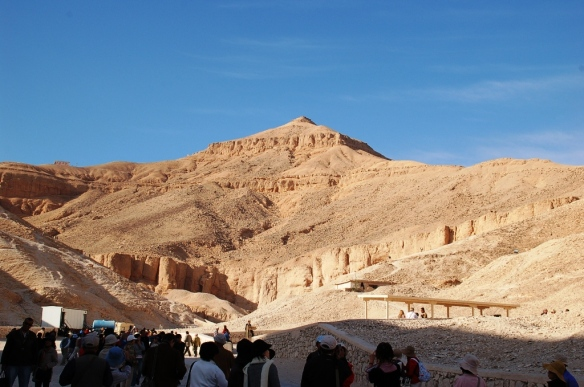 The Valley of  Kings