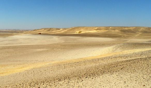 the Western Desert