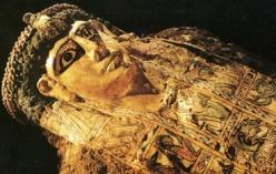the Golden Mummi